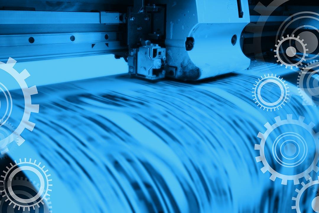 Nagyformátumú digitális nyomtatás